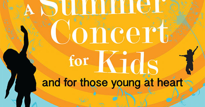 A Summer Concert for Kids