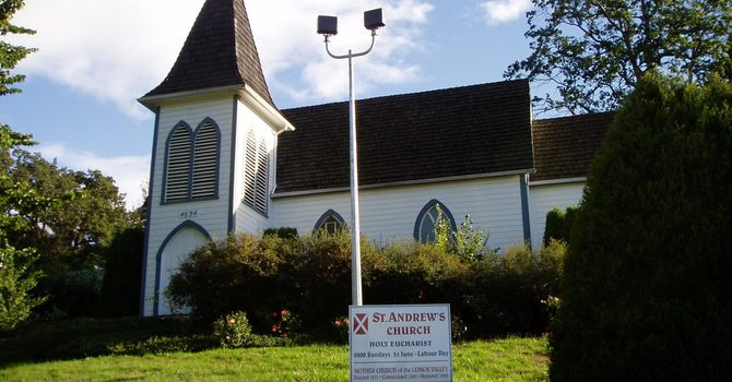 St. Andrew's Summer Service