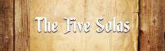 The five solas