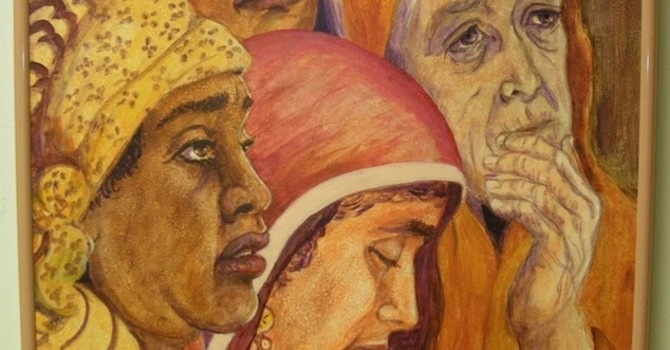 Pray the St. Bede's Stations of the Cross Online image