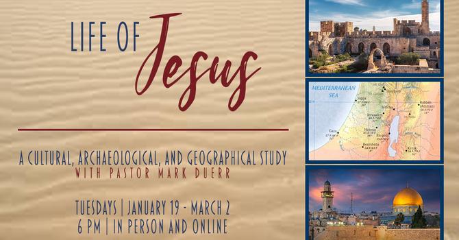Life of Jesus | Week 5