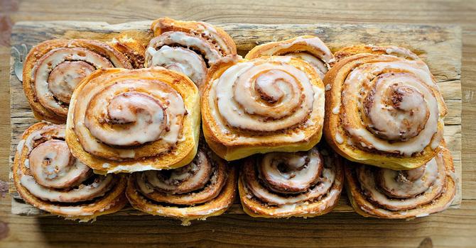 JYG Cinnamon Roll Pick-up image