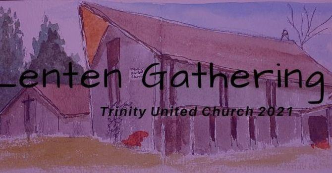 Ash Wednesday Gathering - February 17 image