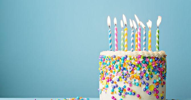 February Birthday/Anniversary Celebration