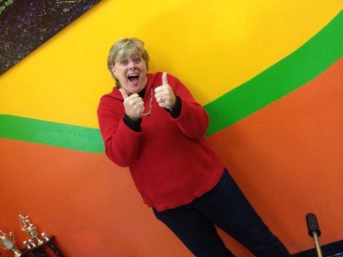 Pastor Sue Lowery