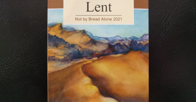 Daily Reflections for Lent Book available image