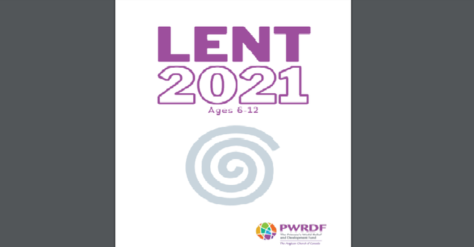Lenten Reflections for 6 to 12 year-olds image