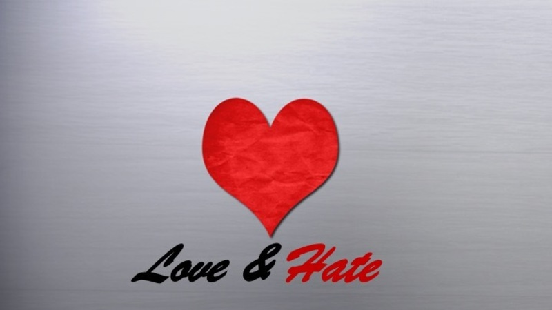 Love & Hate Series Week #1 I God Is Love