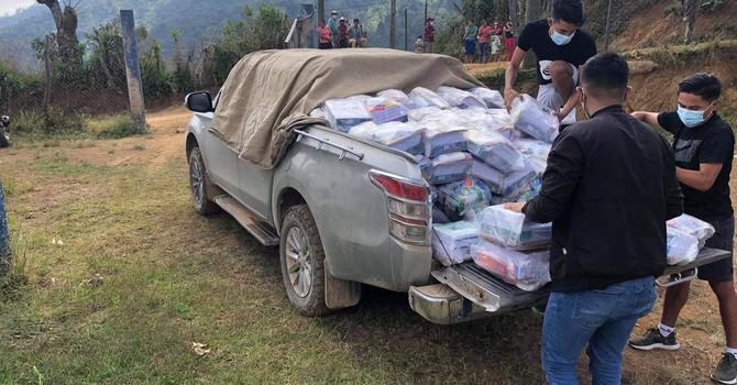 GPIF Honduras School Supplies Update image