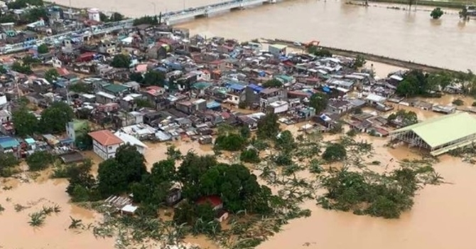 Typhoon Relief in the Philippines