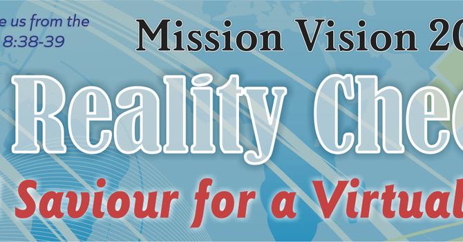Theme: A Real Saviour For A Virtual World