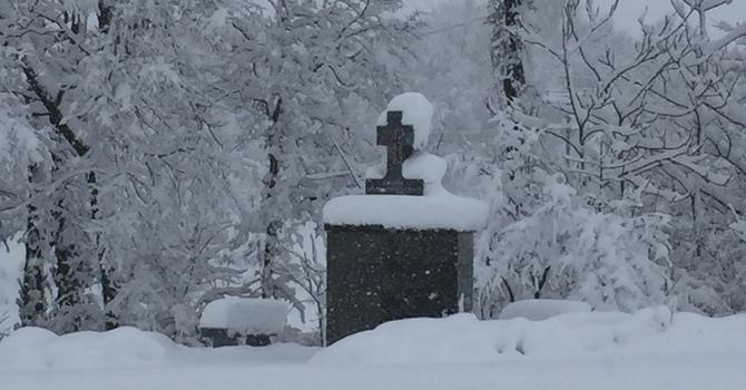 Communion, Christmas Eve Online Information & Sunday Service Plans image