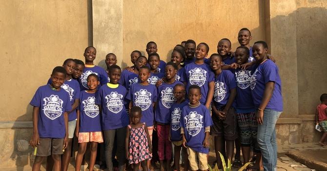 Tusonge Children's Ministry