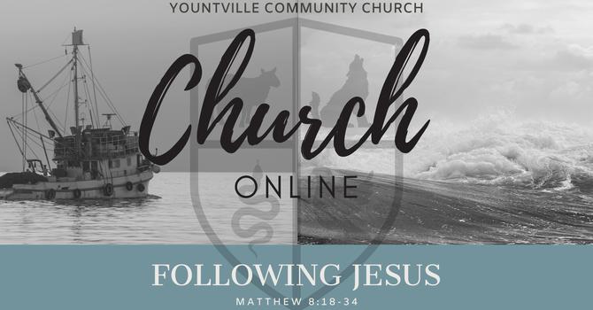3. Following Jesus
