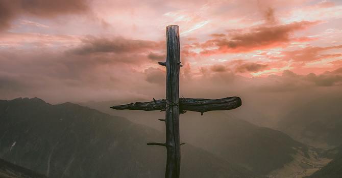 Sermon For Sunday, February 21, 2021 image