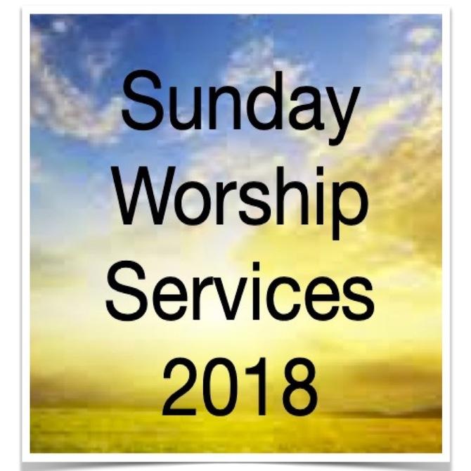 2018 Services