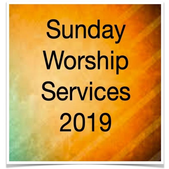 2019 Services
