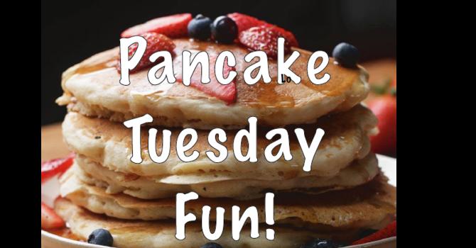 Pancake Tuesday Winner & Photos image