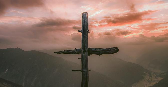 7 Sayings on the Cross - Words of Renion