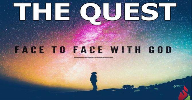 The Quest - Part 1
