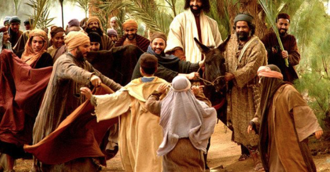 LENT 1: THE JOURNEY INTO LENT -- WHAT WILL YOU RISK?