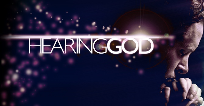 Balance In Listening For God's Guidance