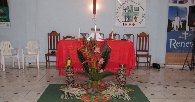 Lockdown in our fellow Diocese of Amazonia image