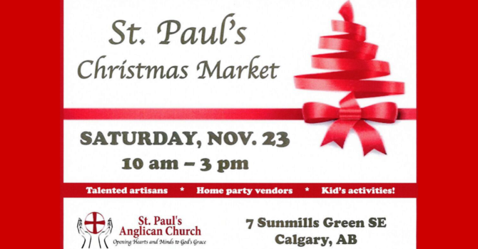 St Paul's Christmas Market