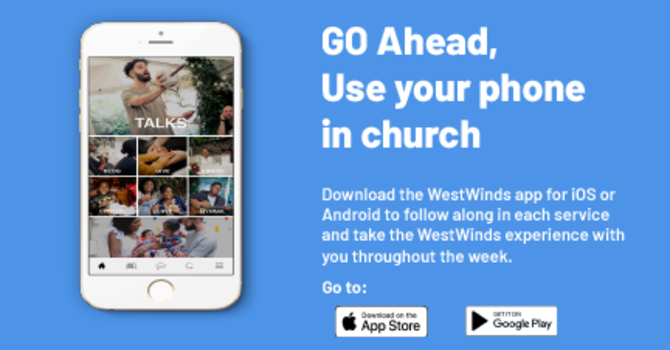 New Church App image