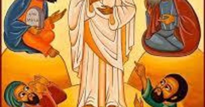 Lent and Our Transfiguration image