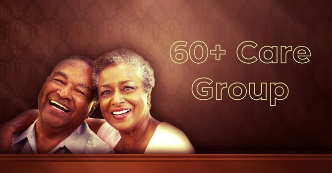 60+ Care Group Potluck