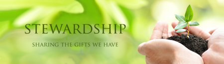 Stewardship Campaign Week 1