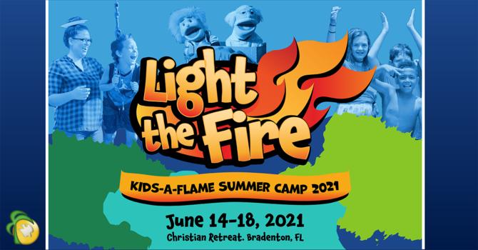 Kids-A-Flame Summer Camp