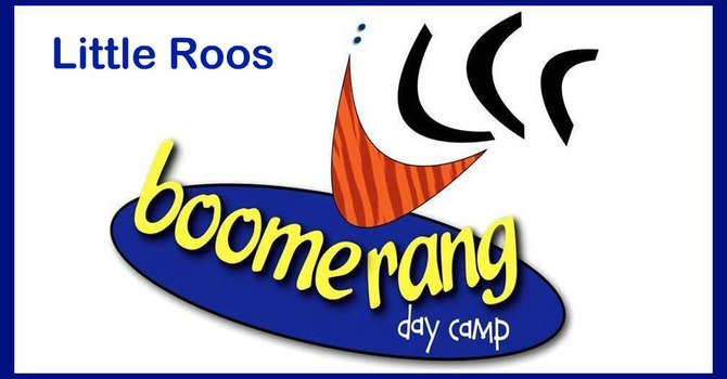 Boomerang Day Camp - Little Roos