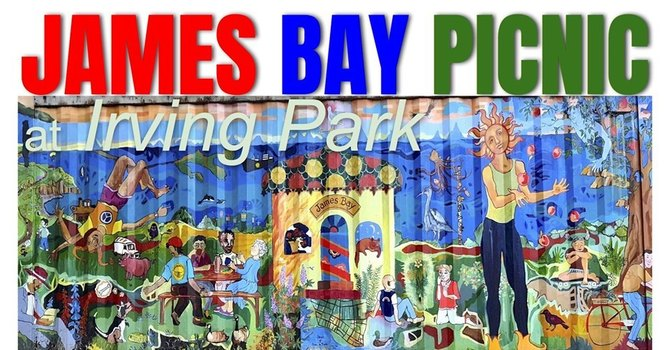 James Bay Picnic