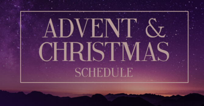 Advent at St. Andrew's United Church
