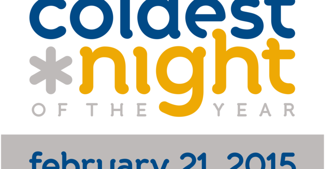 Coldest Night of the Year Video -- 2015 image