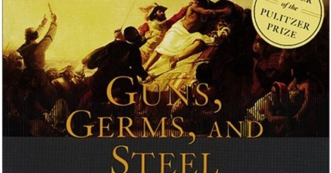 Guns, Germs, and Steel image