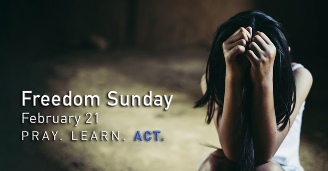 Freedom Sunday Reflection image