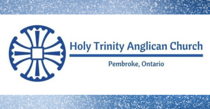 Holy Trinity Vestry Package & Draft Minutes image