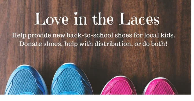 Love in the Laces ~ collection starts this Sunday image