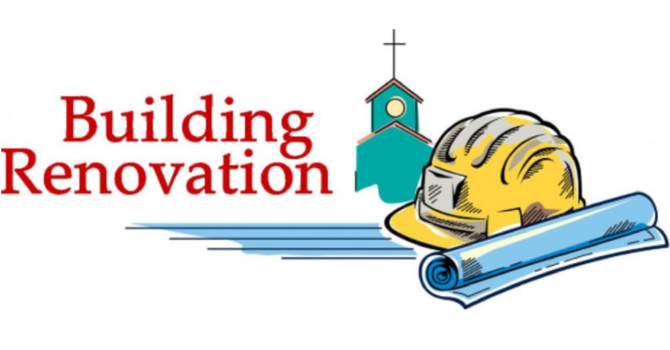 Renovation Fundraising image