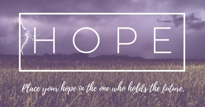 Hope Devotional
