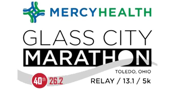 40th Annual Glass City Marathon image