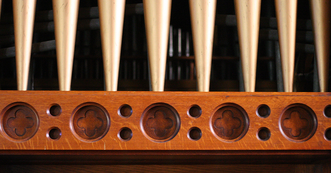 Calling all pipe organ enthusiasts! image