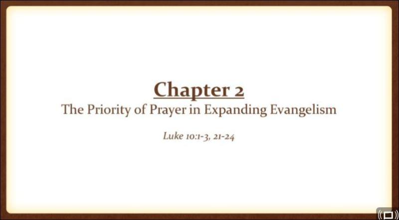 Prayer Principles