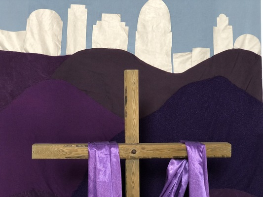 Lent 2021: Journeying with Jesus
