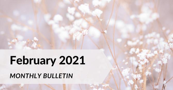 February Bulletin image