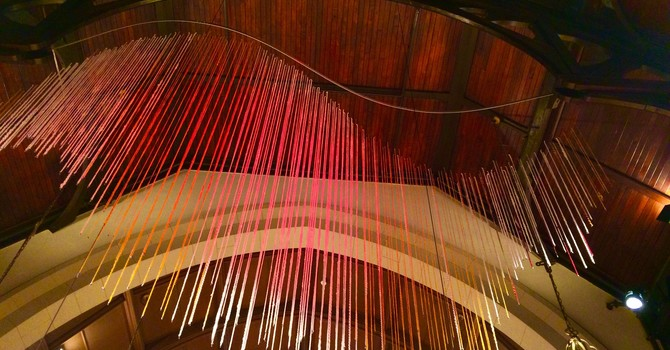 Pentecost Chancel Photos image