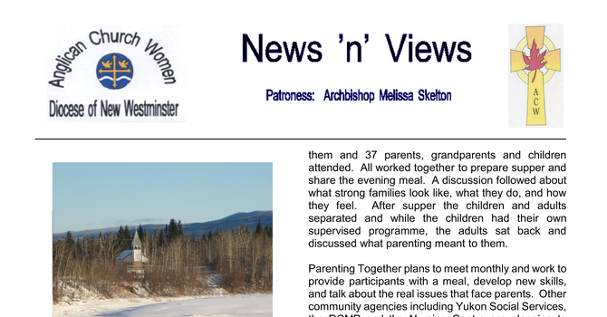ACW Newsletter for June 2019 image
